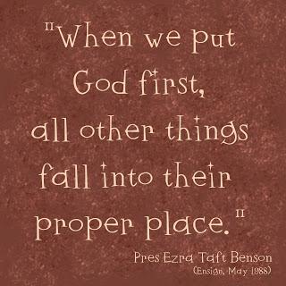 god-first